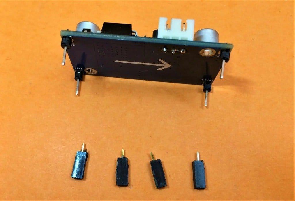 Development board power supply