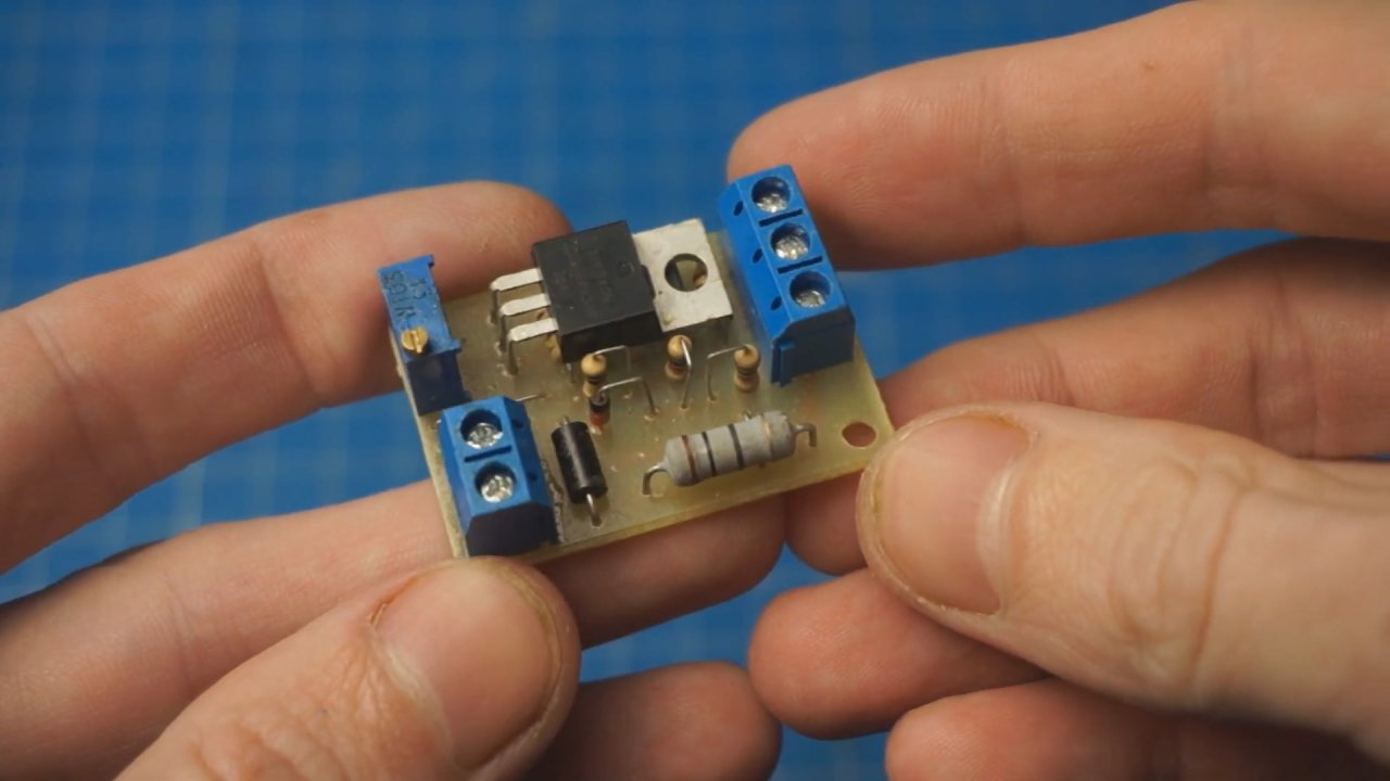 Simple DIY DRL controller