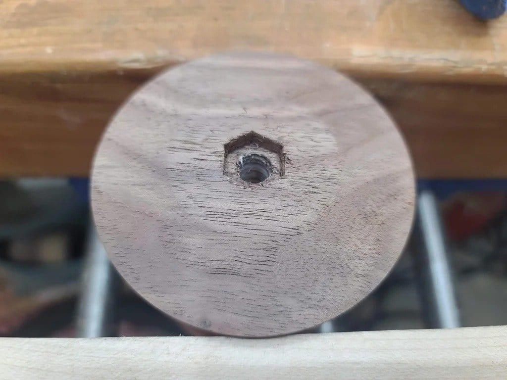 Mallet of unusual shape