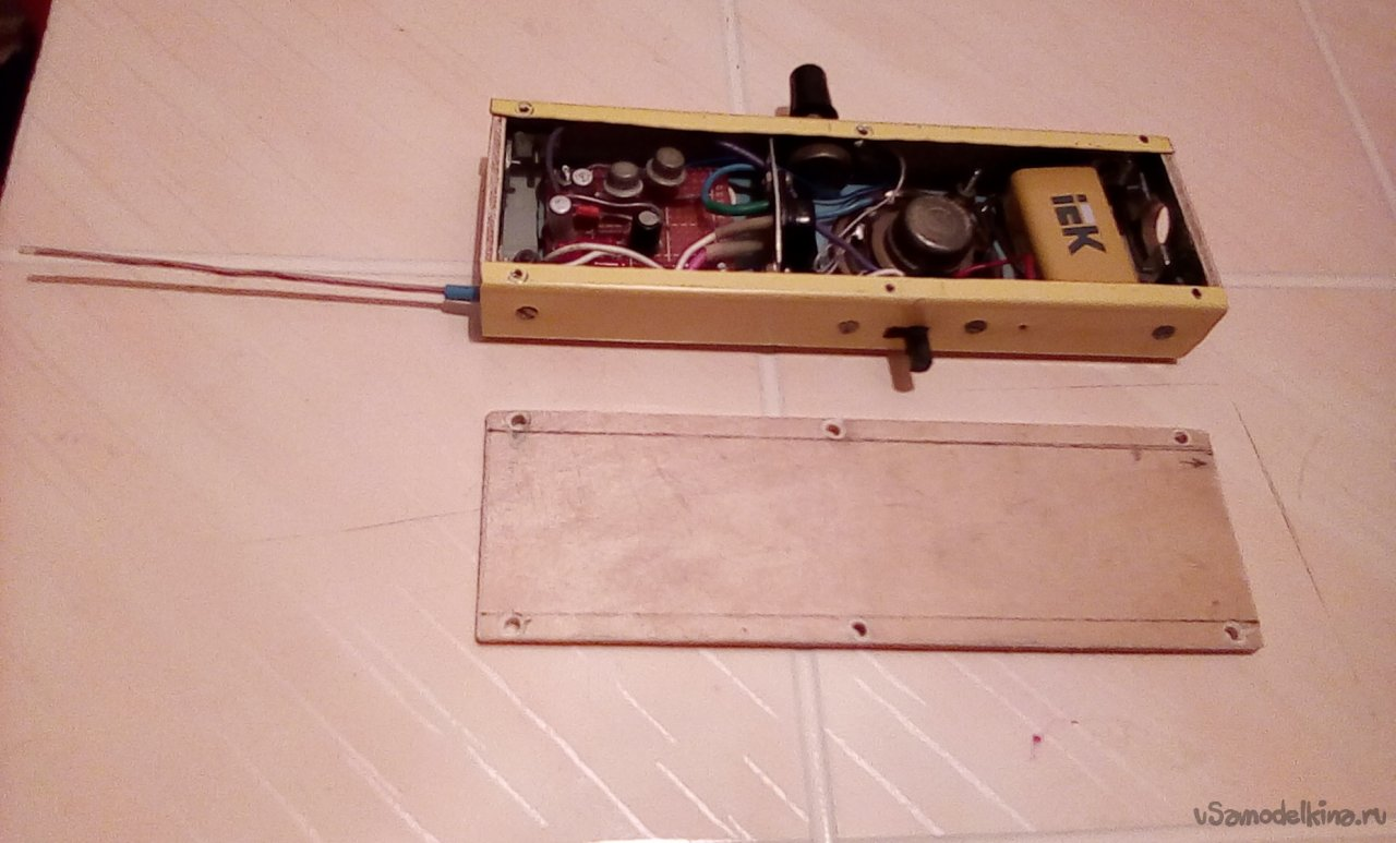 DIY cable tracker