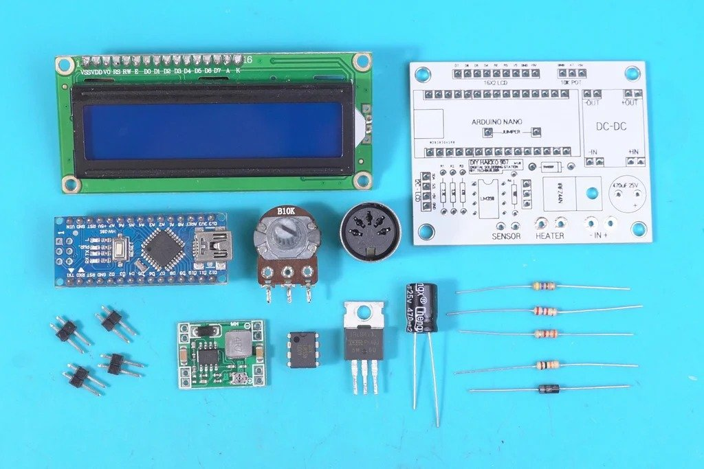 Digital soldering station for little money