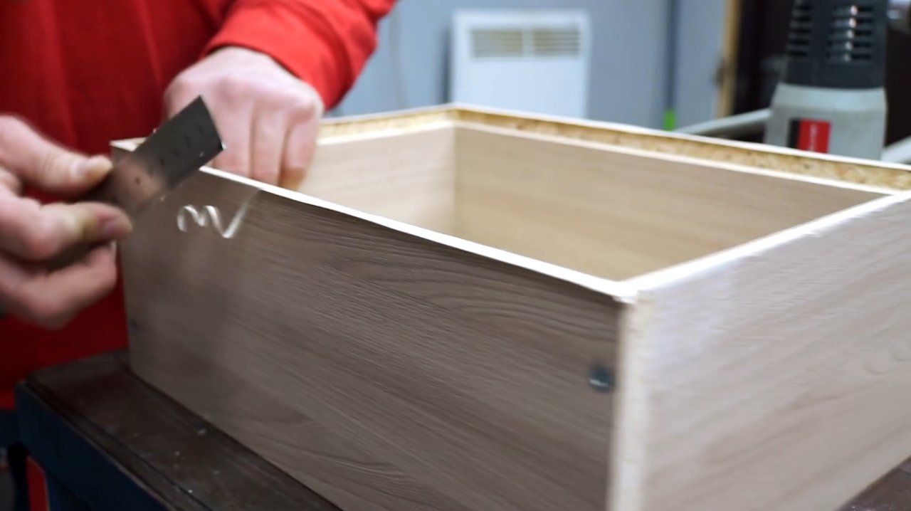 How to make a simple drum sander