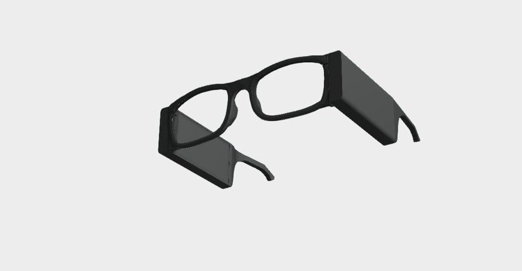 Smart glasses on Raspberry Pi