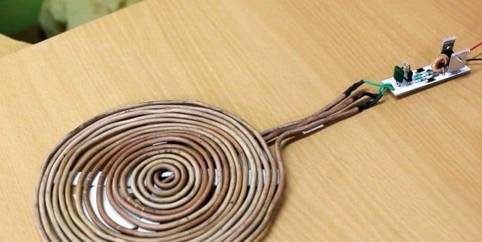 Простая индукционная плита
