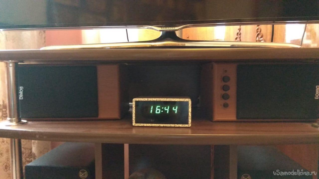 Homemade electronic watch