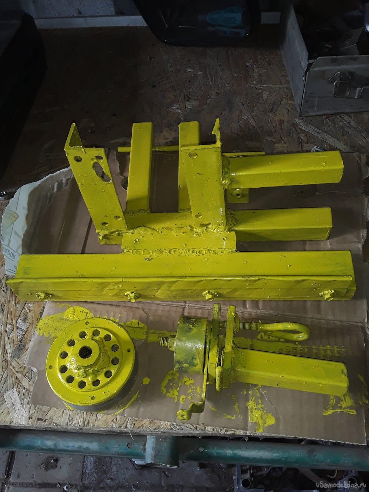 Horizontal Grinder for 300mm tape