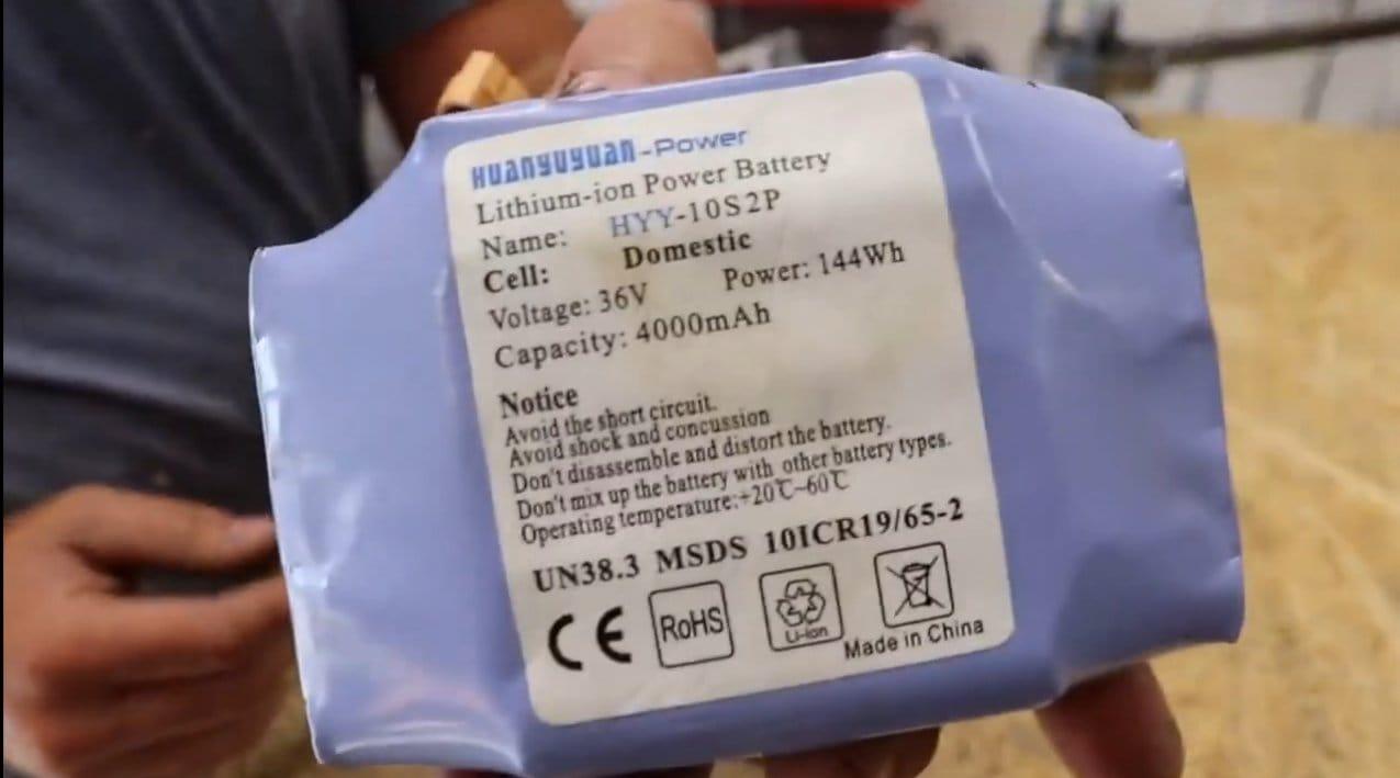 Собираем простой электровелосипед 36В/250Вт