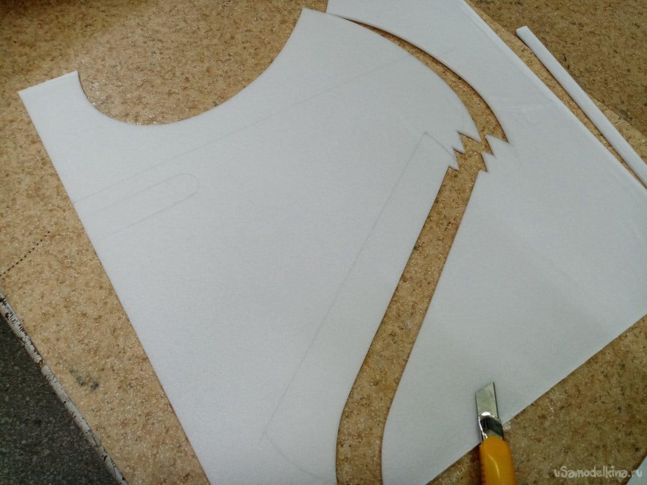 Проект «ЗЕЛЕНАЯ МАМБА» боевое крыло для зала