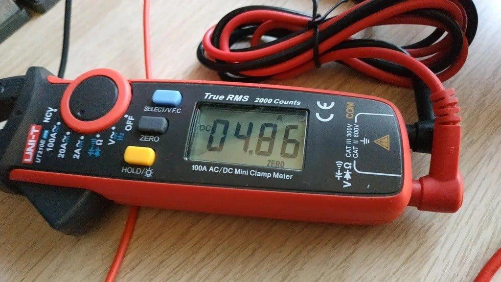 ACS730 oscilloscope current probe, 500 kHz