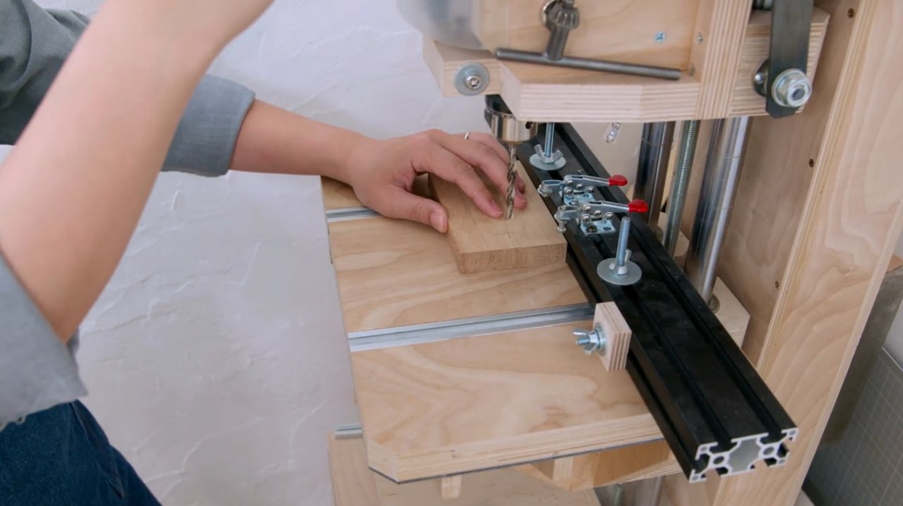 How to make a simple dowel cutter