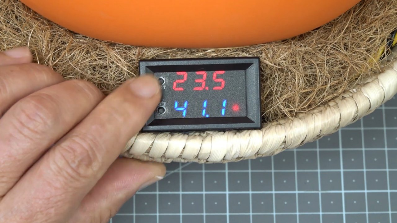 How to make a simple balloon incubator