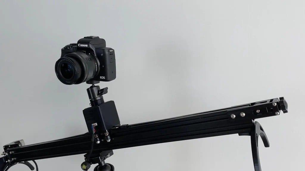 Slider for photography