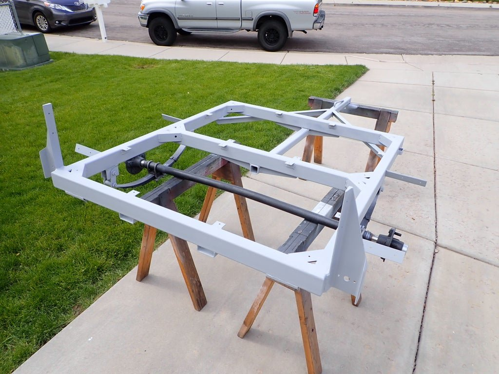 Car trailer for camping