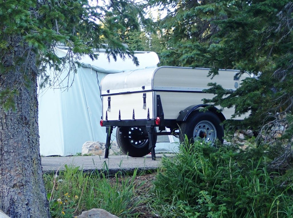 Car Camping Trailer