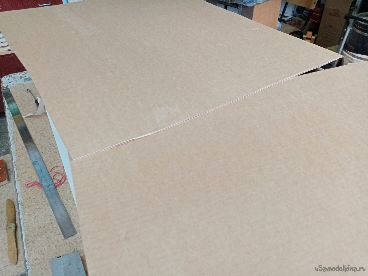 Aircraft packaging 'feather weight'