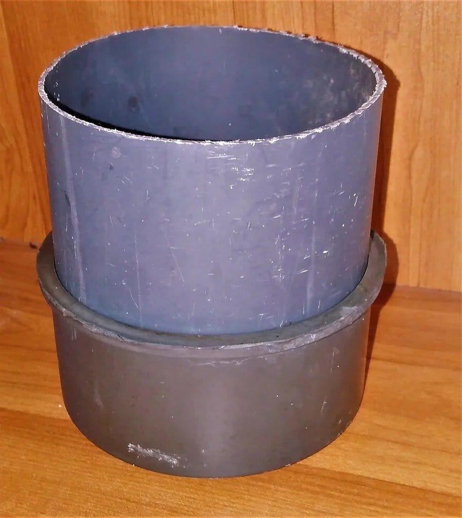 Mixer for epoxy resin