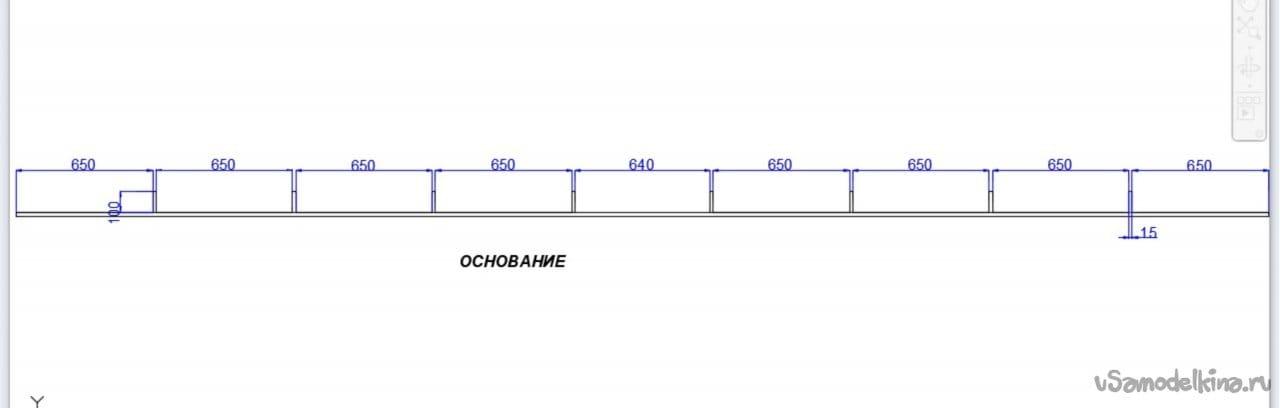 Polycarbonate greenhouse measuring 3x6x2.1m