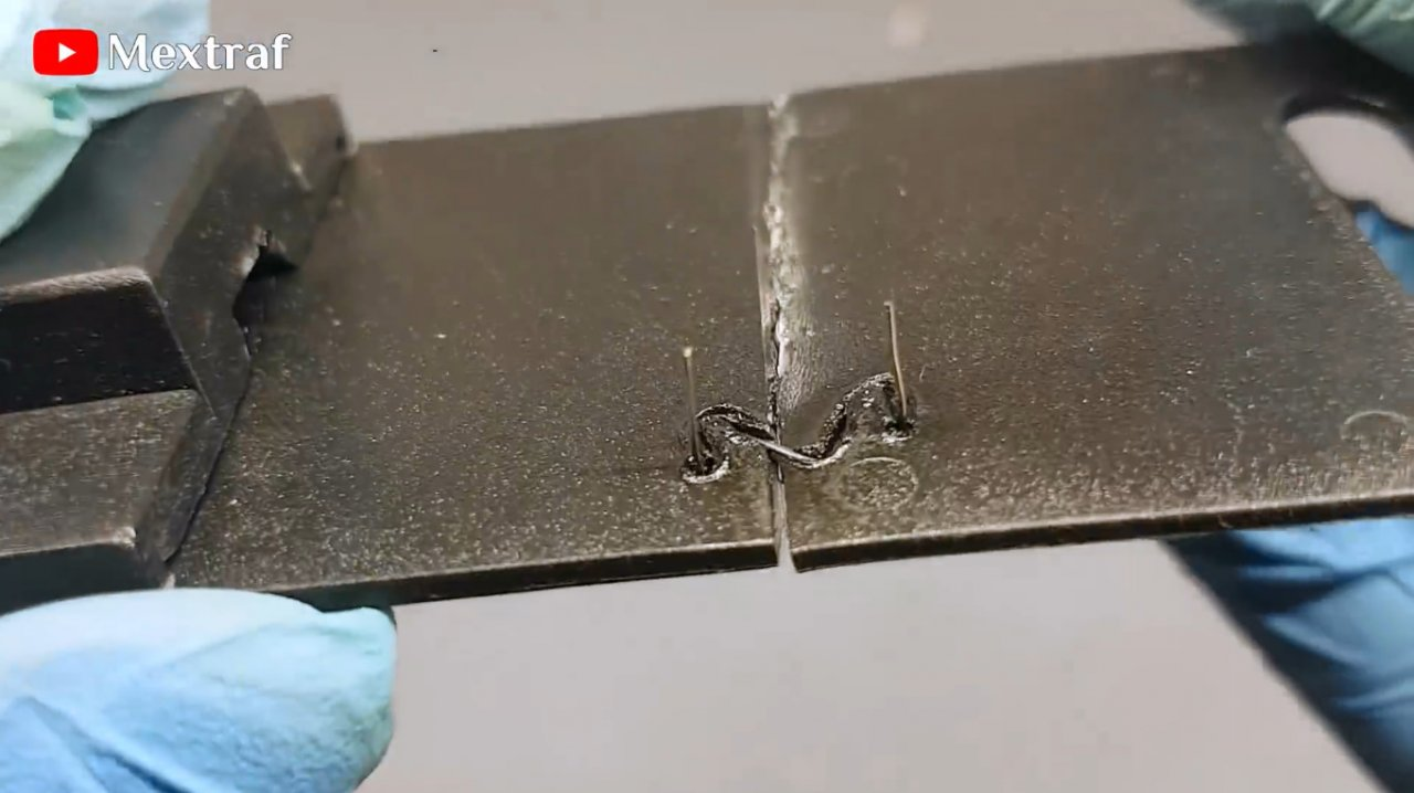 How to make a simple soldering iron (stapler) for plastic