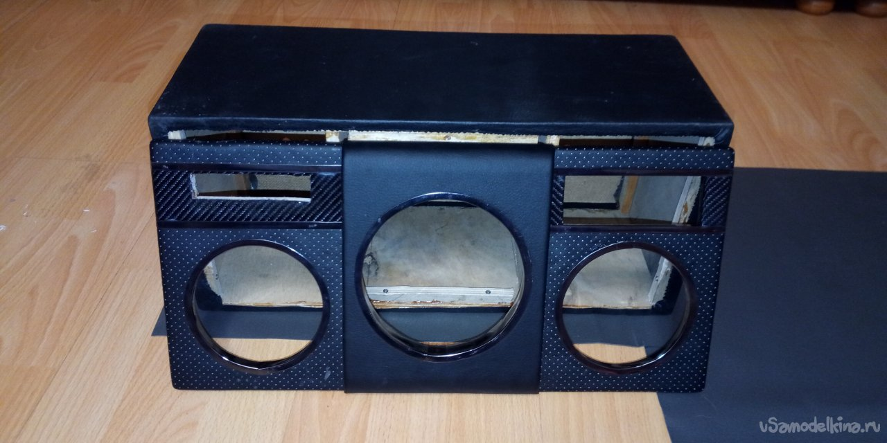 DIY speaker system