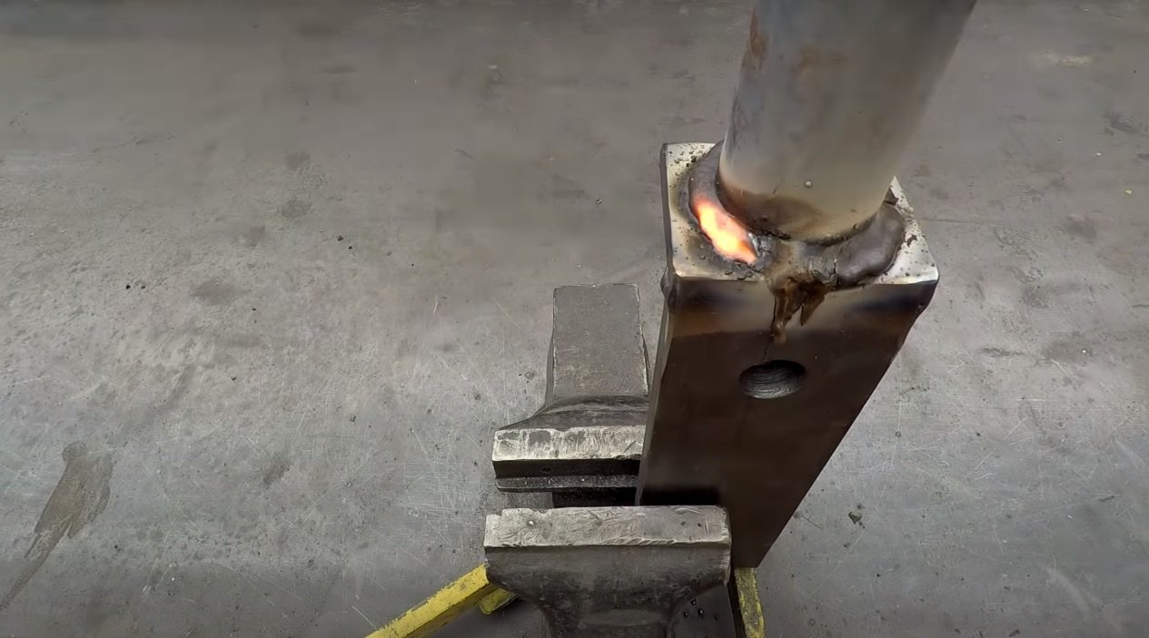 Cold forging
