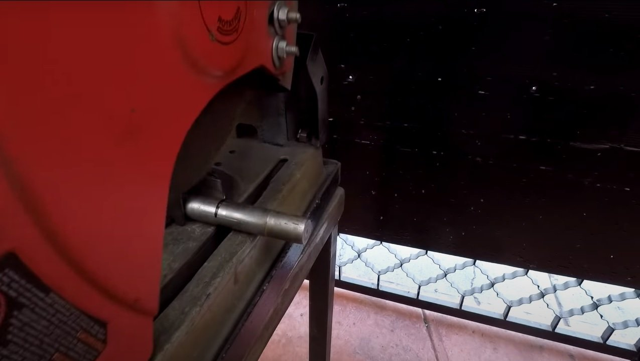 Tool for cold forging 'Snail'