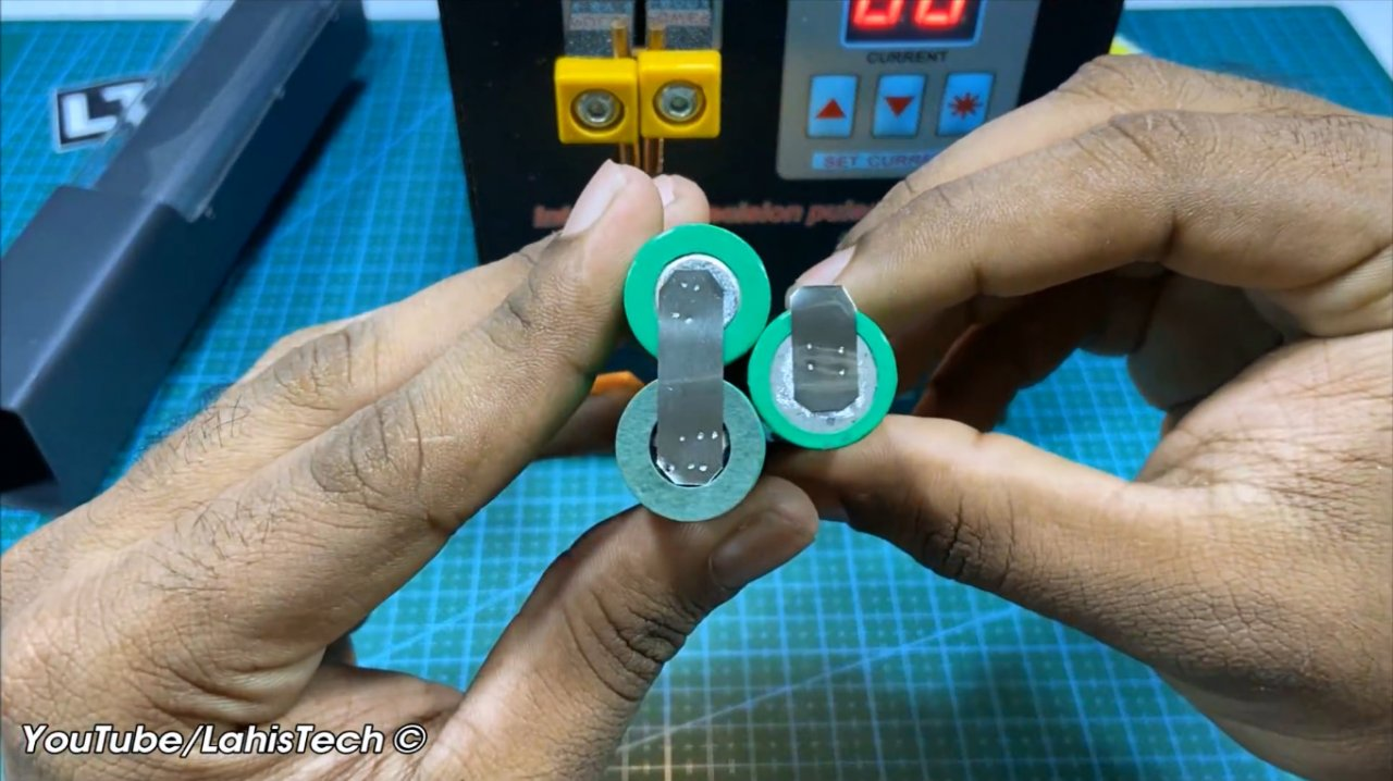How to make a rechargeable emergency lamp on COB modules