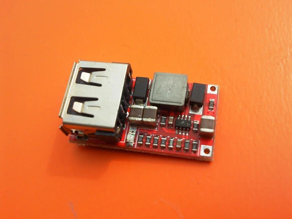 Power Bank - 'Joule thief'