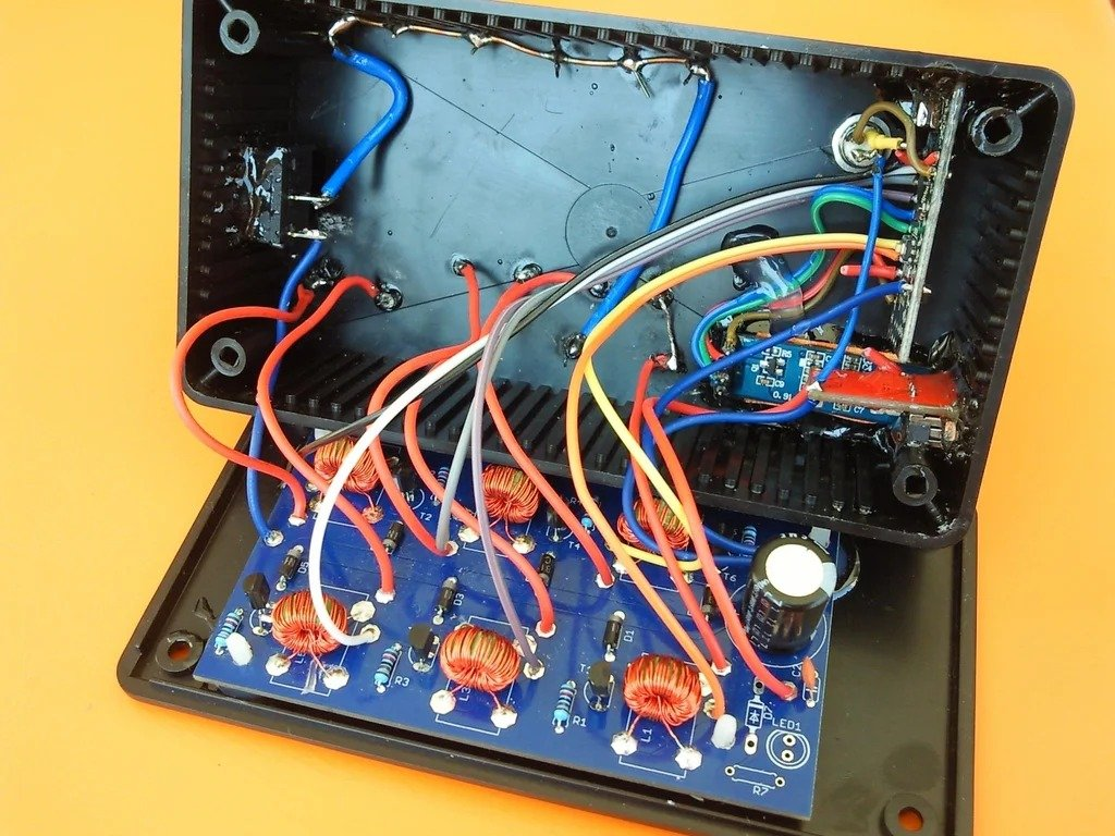 Power Bank - Joule thief