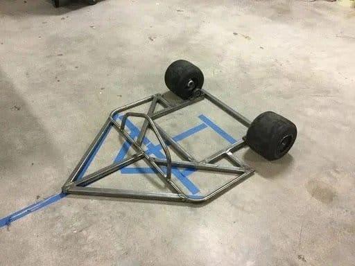DIY drift bike