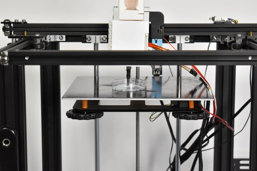 How to build a bioprinter