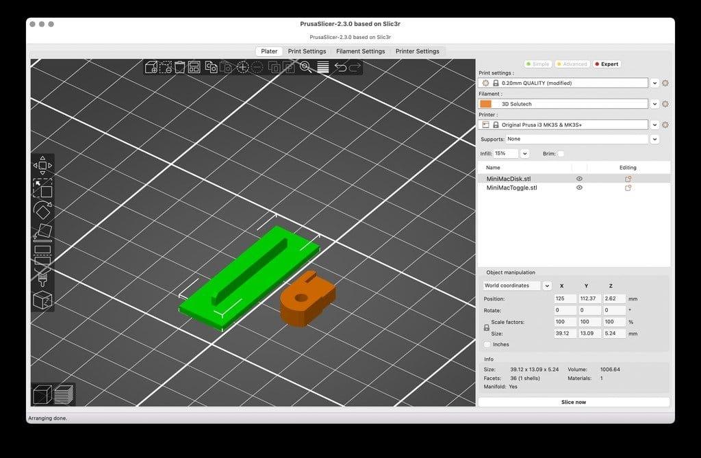 How to make a mini copy of Macintosh