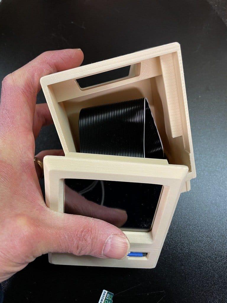 How to make a mini-copy of Macintosh