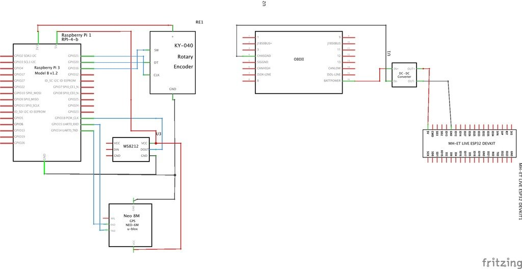 Fuel consumption monitoring system