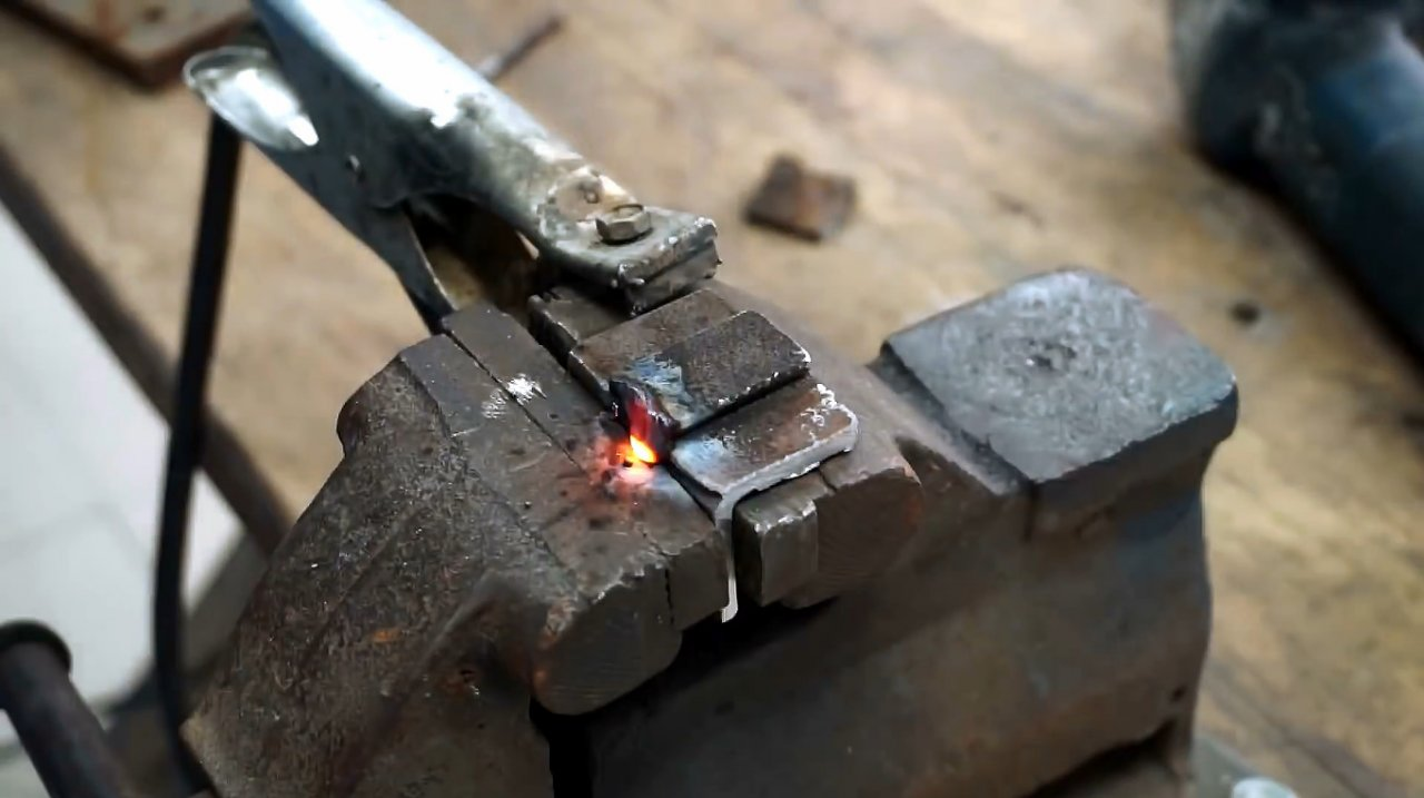 Making a simple vice
