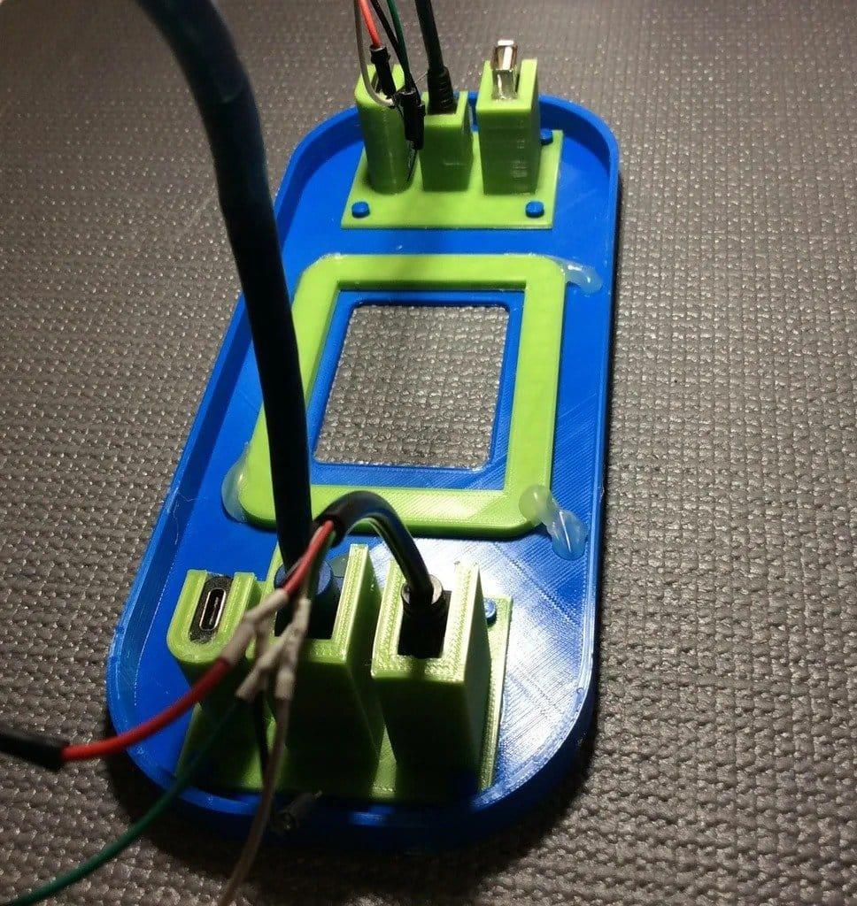 Кабельный трассировщик на Arduino