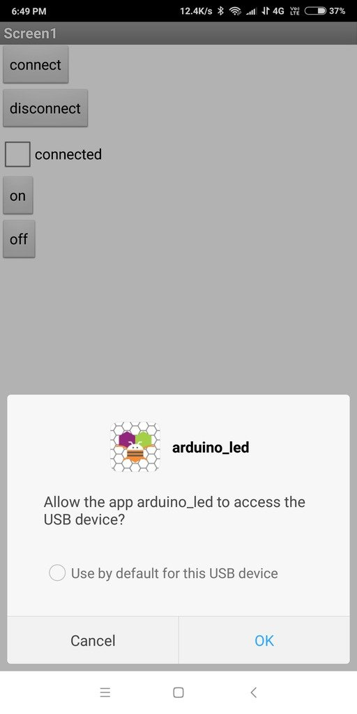 Using smartphone sensors in Arduino projects