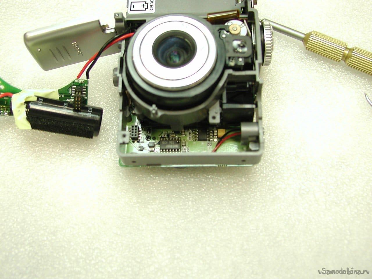 As the camera dug sand. Genius P-433