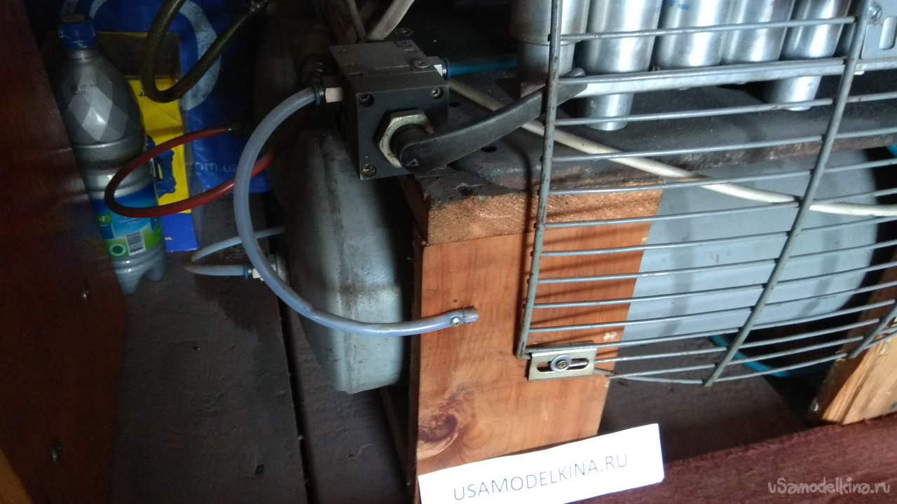 Homemade air compressors