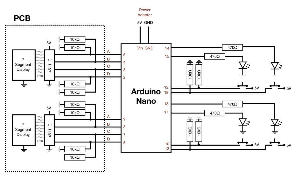 Electronic memory training device