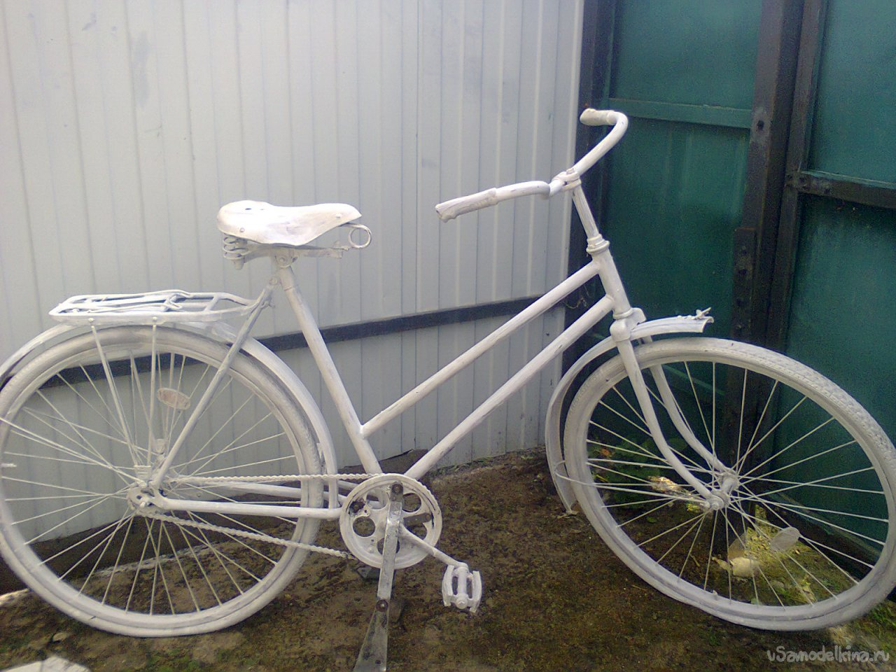 The second life of the old bike
