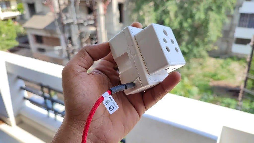 We make from a regular socket -