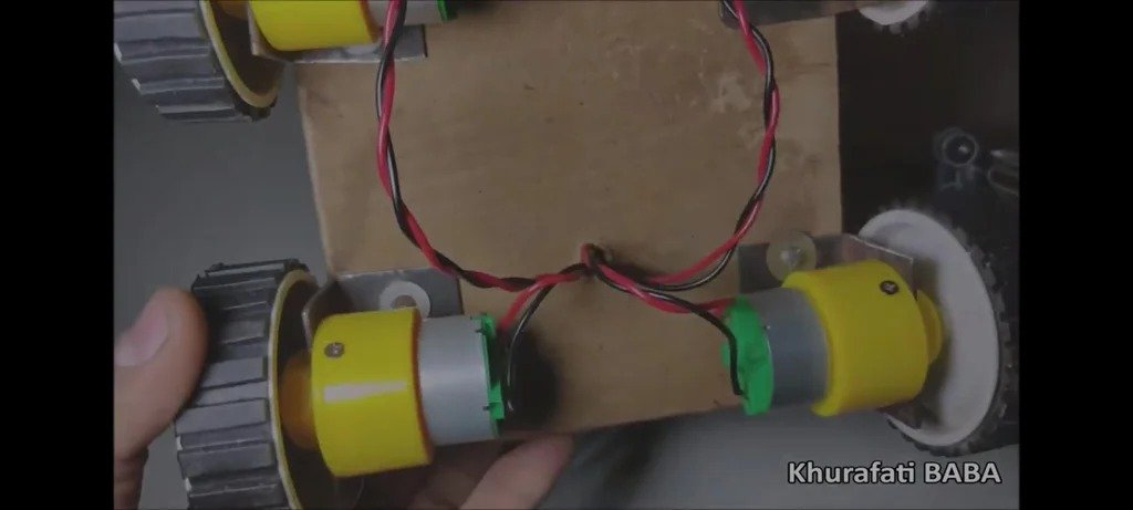 Robot for plant watering