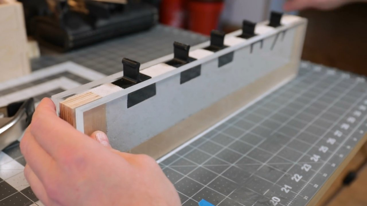 Casting aluminum parts based on 3D printed models
