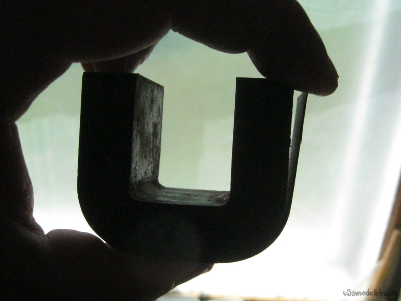 Universal tube output transformer UMZCH