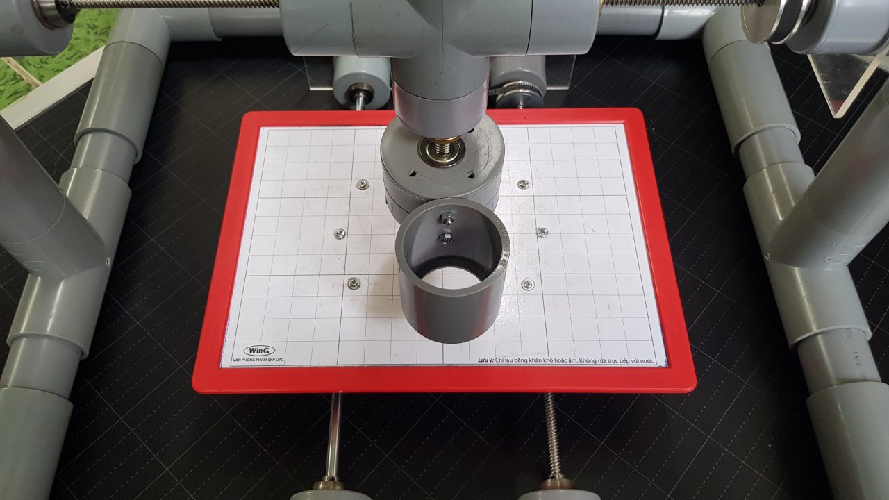 Laser engraver and pen plotter from readily available materials