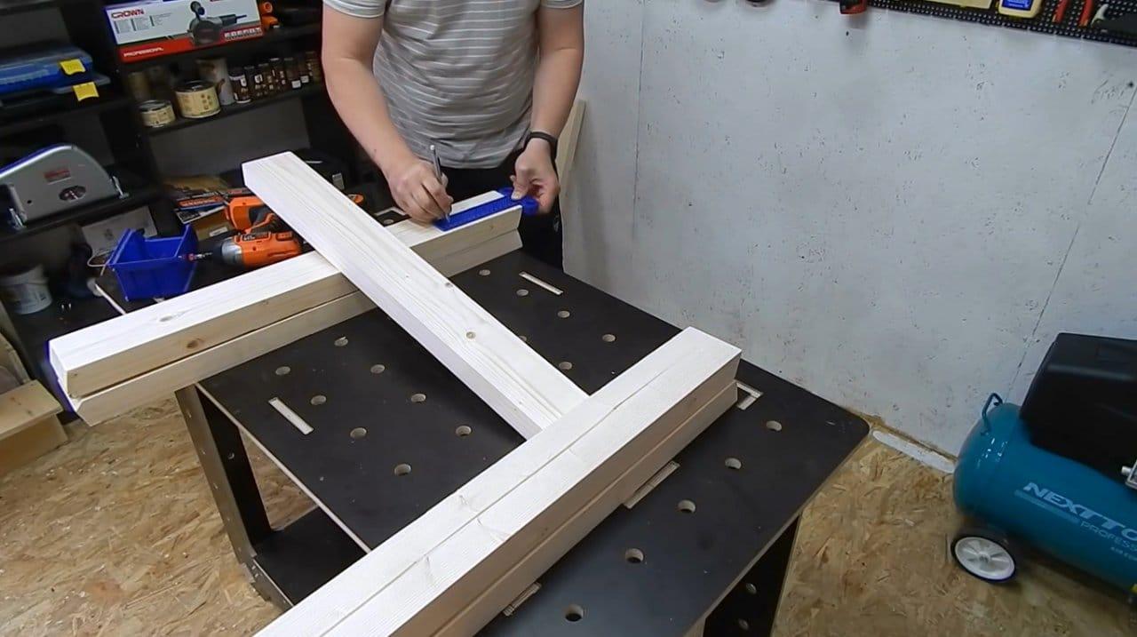 DIY folding joinery